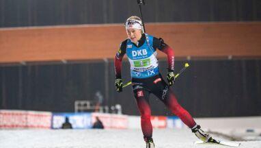 Słaby występ Polek w biathlonowym Pucharze Świata