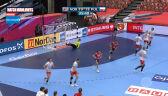 Skrót meczu Norwegia - Polska w mistrzostwach Europy kobiet w piłce ręcznej