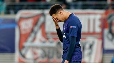 Piłkarz Tottenhamu dotkliwie ukarany za