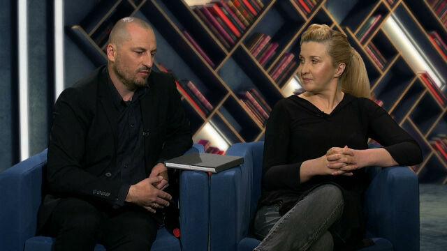 """Magdalena i Maksymilian Rigamonti o książce """"Echo"""""""