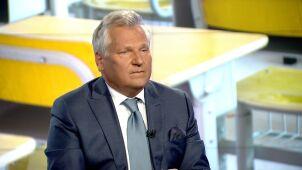 Aleksander Kwaśniewski  w