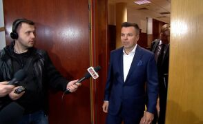 Wiceszef MWSiA Jarosław Zieliński o zatrzymaniu Marka Falenty