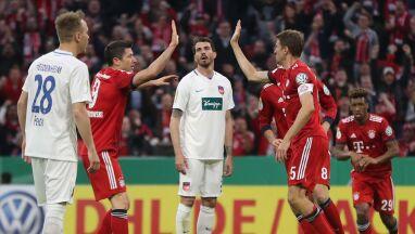 Lewandowski najlepszym zawodnikiem meczu.