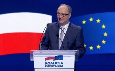 Czarzasty: wybór to wielka, silna Europa, nasz wspólny dom