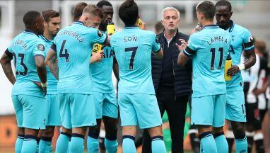 Wyciekła przemowa Mourinho. Miny piłkarzy bezcenne