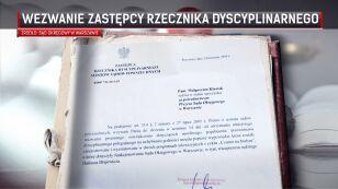 Skutki krytyki wiceprezesa największego sądu w Polsce