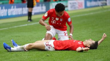 Lewandowski nie znalazł uznania w oczach fanów Bayernu. Piłkarz sezonu wybrany