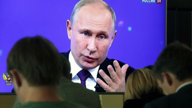 """Półtora miliona pytań do """"ostatniego okna nadziei"""". Putin odpowiedział na 81 z nich"""