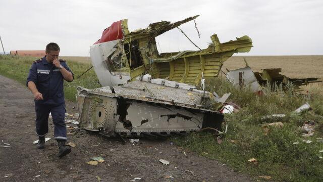 """""""Wiedomosti"""": raport o katastrofie MH17  """"z pewnością nie może Moskwy nie cieszyć"""""""