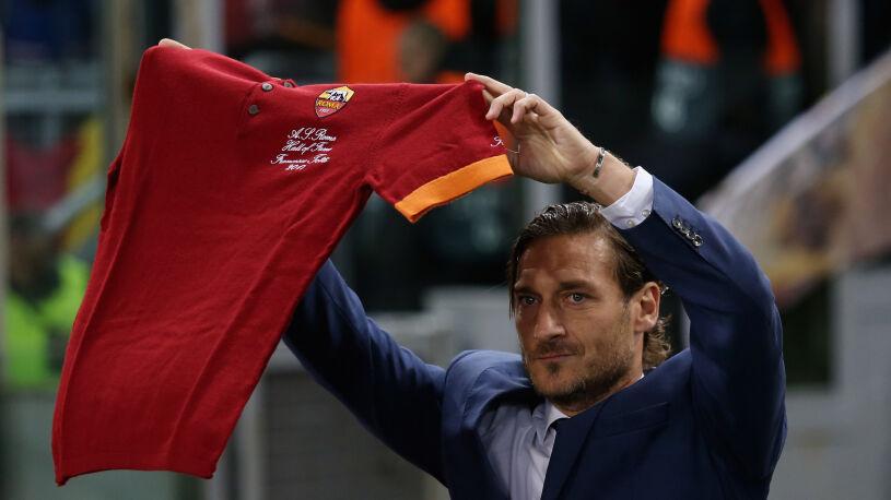 """Totti ma dość i opuszcza Romę. """"Wykluczali mnie z każdej decyzji"""""""