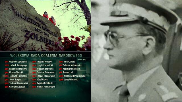 Gdy ustawa degradacyjna wejdzie w życie, Jaruzelski zostanie pozbawiony stopnia wojskowego