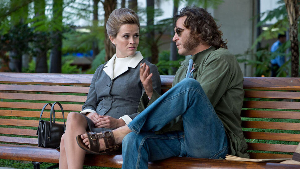 Reese Witherspoon i Joaquin Phoenix