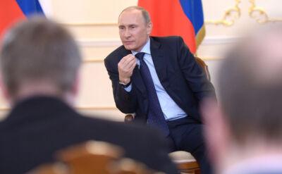 """Putin na salonach """"nieprędko"""". """"Europa długo pamięta"""""""