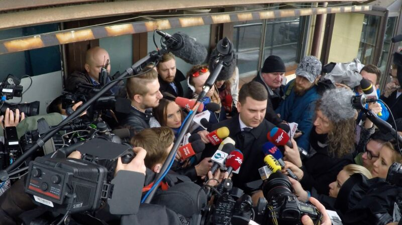 Bartłomiej Misiewicz zwolniony i poza PiS