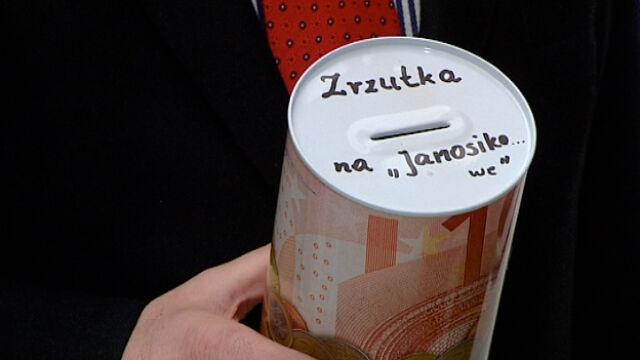 """Marszałek zbiera """"na Janosika"""""""