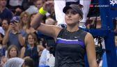 Andreescu awansowała do półfinału US Open