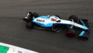 Kubica znów lepszy od kolegi. Leclerc przed obrońcą tytułu