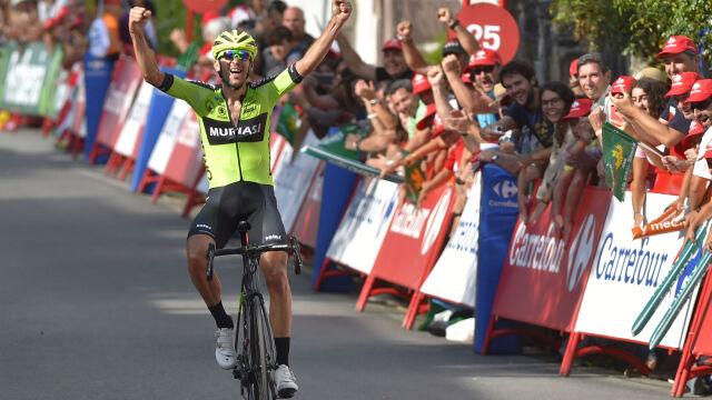 Niespodziewany bohater Vuelta a Espana. Udana ucieczka Baska w Kraju Basków
