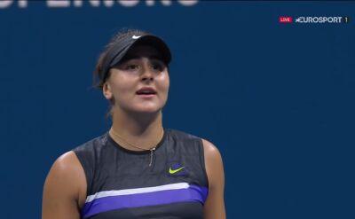 Andreescu awansowała do finału US Open