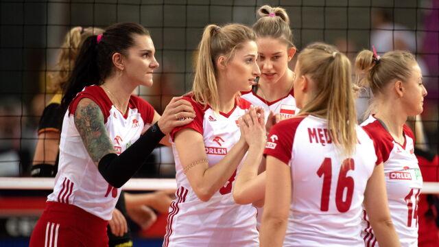 Dreszczowiec w Łodzi. Polki po tie-breaku w półfinale mistrzostw Europy