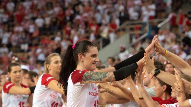 Mistrzostwa Europy siatkarek. Z kim i kiedy Polki zagrają w półfinale?