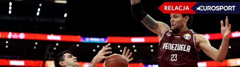 Argentyna - Wenezuela w koszykarskich MŚ [RELACJA]