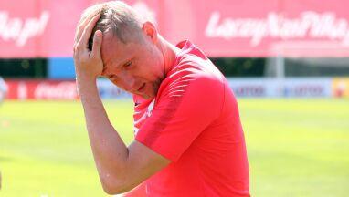 Kamil Glik walczy z czasem. Ze Słowenią może nie zagrać