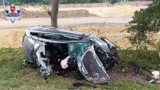 Dwuletnie dziecko zginęło w wypadku