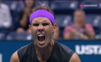 Nadal awansował do półfinału US Open
