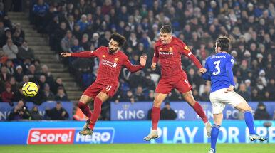 Absolutna dominacja. Liverpool nie dał szans Leicester i zmierza po tytuł
