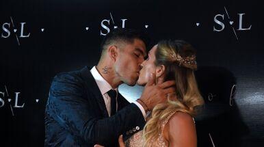 Suarez znów złożył przysięgę małżeńską. Tym razem w obecności gwiazd