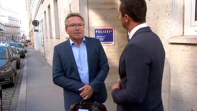 Gerald Birgfellner domaga się zwrotu 50 tysięcy złotych, które miał przekazać Jarosławowi Kaczyńskiemu