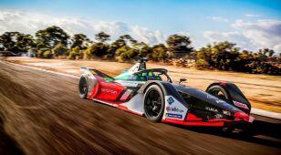 Audi zaprezentowało malowanie auta na nowy sezon Formuły E.