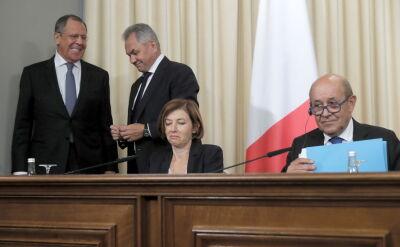Rozmowy Francuzów i Rosjan w Moskwie