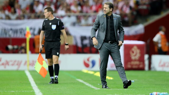 Trener Austrii: byliśmy zdecydowanie lepsi