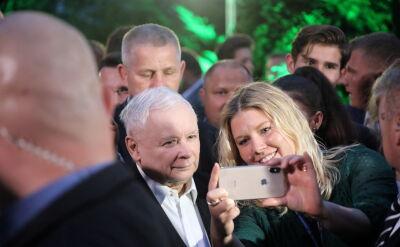 Kaczyński: w tych wyborach zdecydujemy, w którę stronę pójdzie Polska