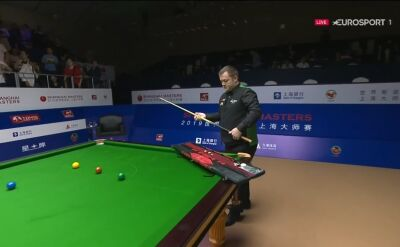 Allen pokonał Trumpa w ćwierćfinale Shanghai Masters