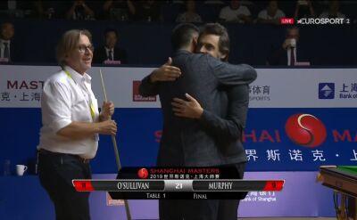 O'Sullivan wygrał Shanghai Masters