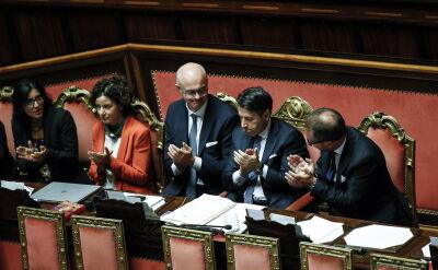 Rząd Giuseppe Contego otrzymał wotum zaufania w Senacie
