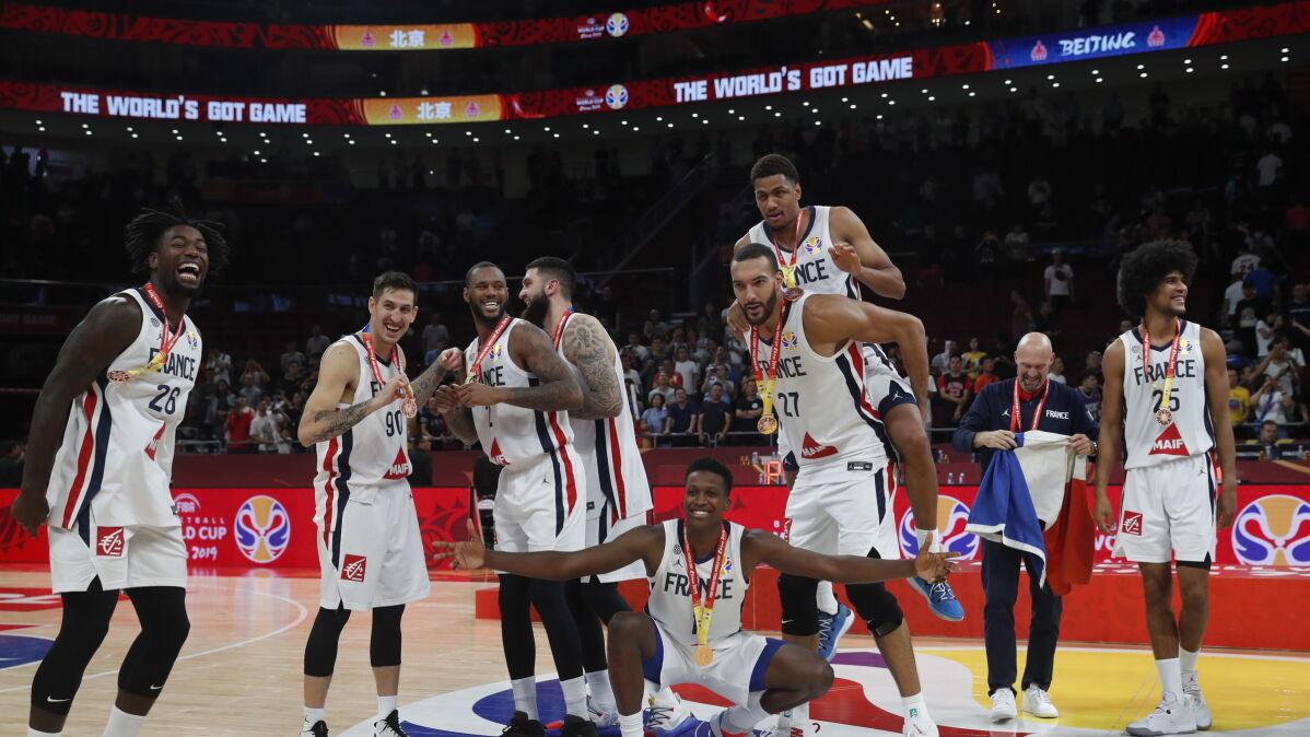 Łzy otarte. Francja z brązowym medalem mistrzostw świata koszykarzy