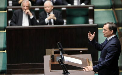 Ziobro: dajemy Polakom dobrą zmianę