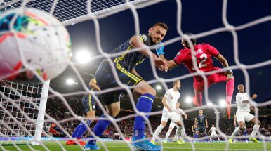 Radosny futbol Anglików. Aż osiem goli w meczu z rewelacją eliminacji Euro 2020