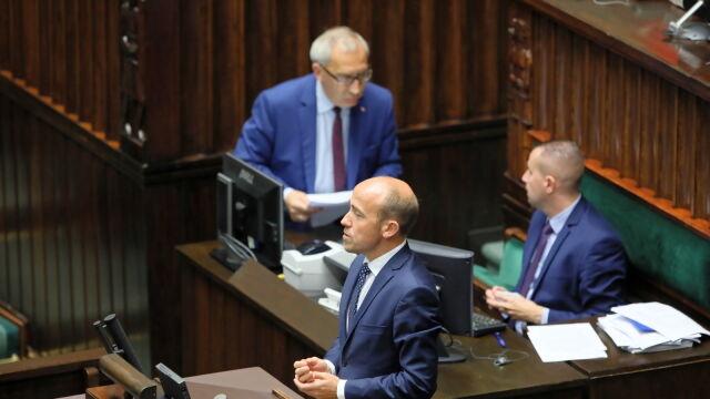 """""""Tutaj powinien siedzieć pan prezes Kaczyński"""""""