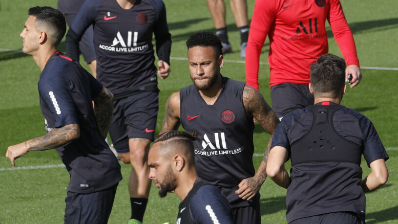 """Kibice PSG ostrzegli Neymara. """"Działania nie pozostaną bez konsekwencji"""""""