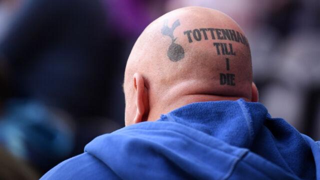 Arsenal tak, Tottenham już nie. Nie dali mu zmienić imienia, więc idzie do sądu