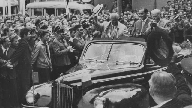 Trzy lata po Czerwcu '56 Chruszczow odwiedził Poznań. Kilka dni wcześniej omal nie zginął w zamachu