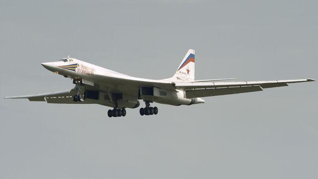 Dwa rosyjskie bombowce nad Bałtykiem. Alarmowe starty myśliwców