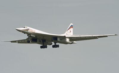 Przegląd rosyjskich bombowców strategicznych Tu-160