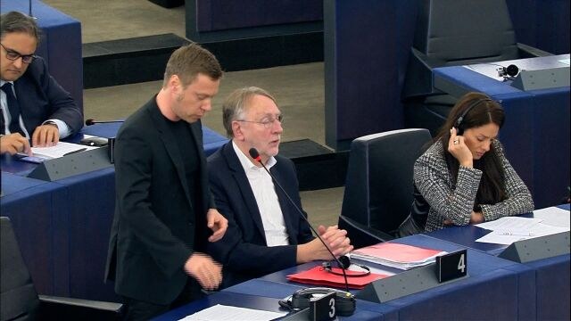 The Left will not support the candidacy of the Leyens