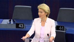 Von der Leyen nową szefową Komisji Europejskiej